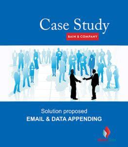 Sales supervisor case study
